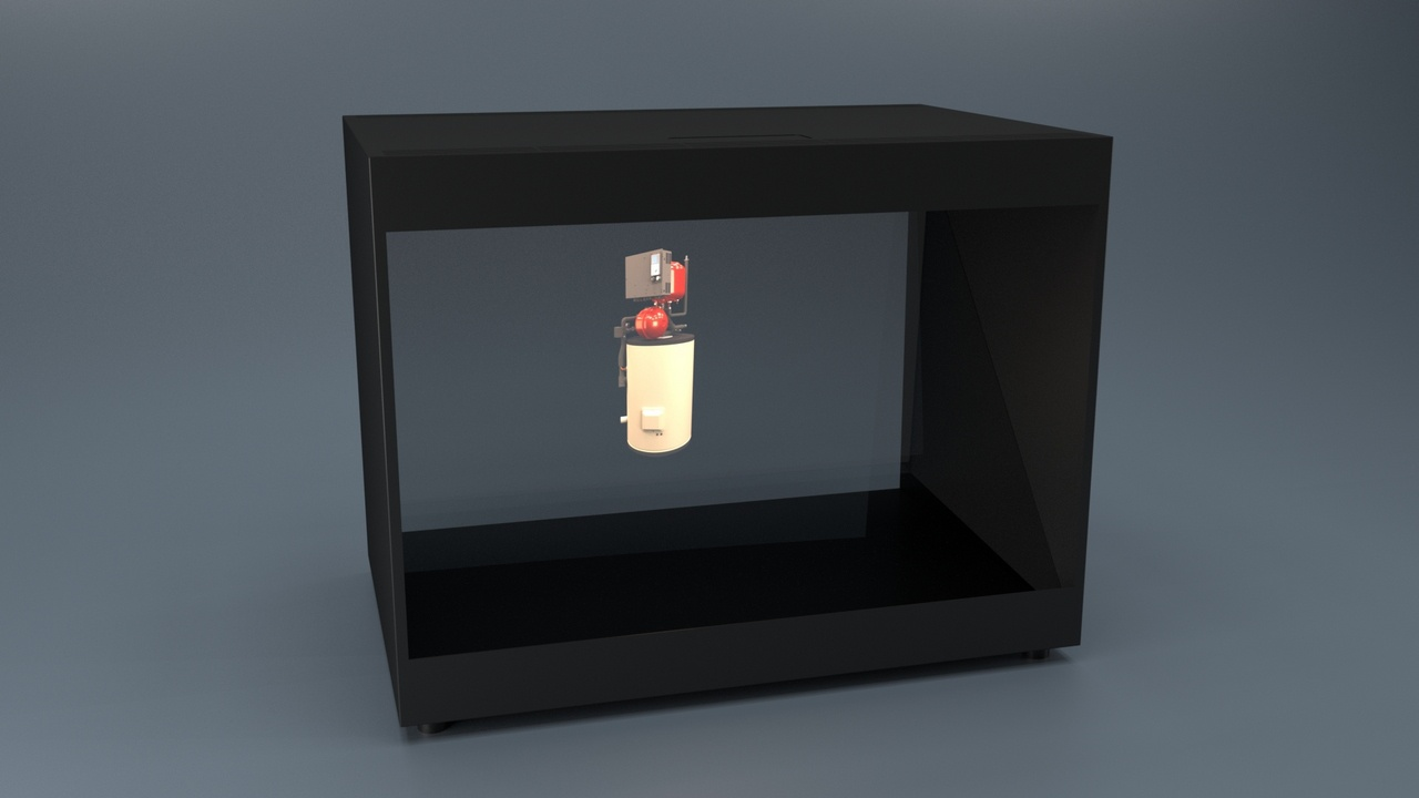 Holocube Hologram HC32 745x569x500mm Gustav