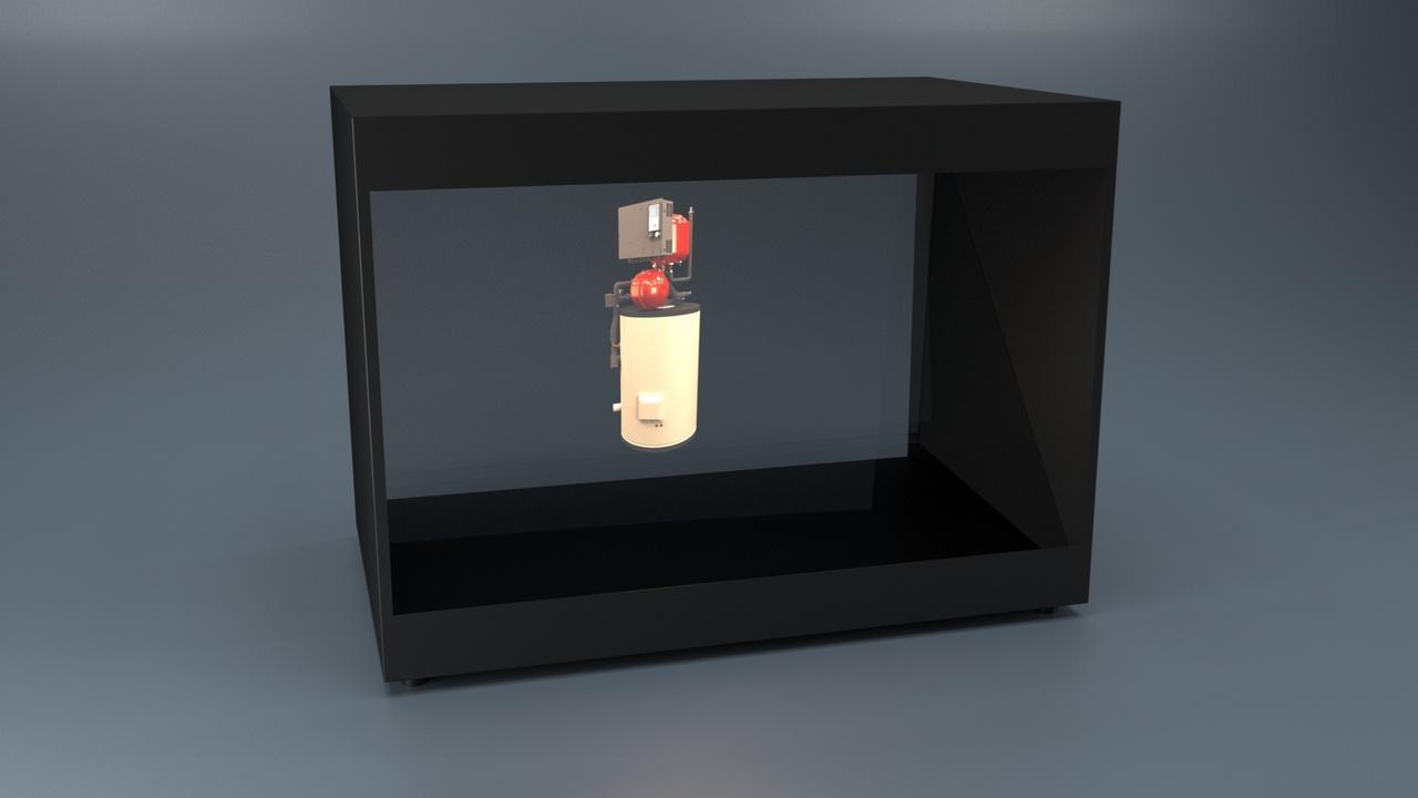 Holocube Hologram HC40 934x667x600mm Gustav
