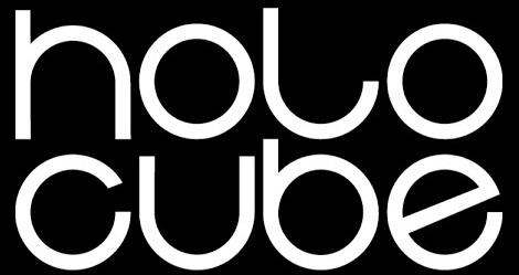 Logo d'holocube, partenaire et fournisseur de Gustav