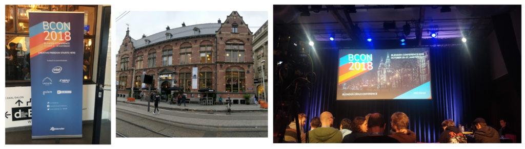 amsterdam De Balie blender conference