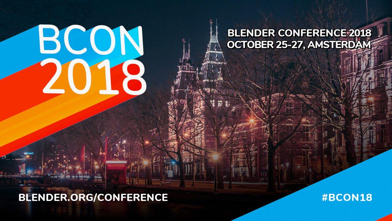 blender conference amsterdam 2018 gustav 3d