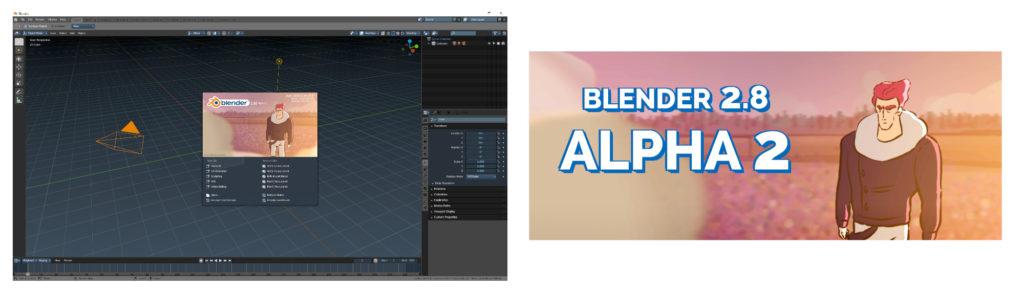 financement developpement Blender 2.8