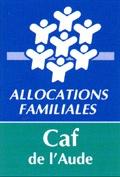 Logo Caisse d'Allocations Familiales de l'Aude