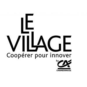 Logo Le Village by C.A.