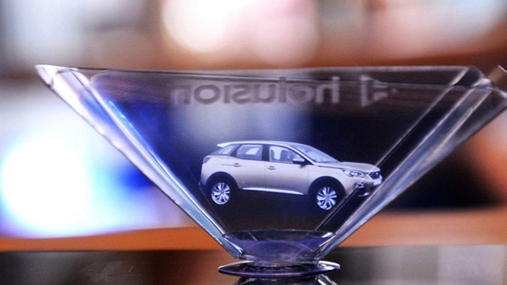 pixel smartphone holusion hologramme gustav1
