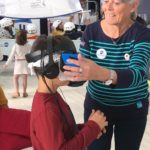 route du rhum banque populaire realite virtuelle mixed reality