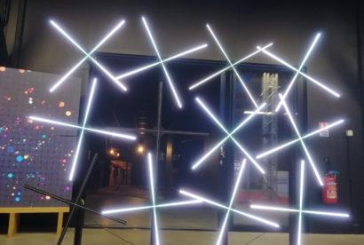 Holovis yon mur holographique vendee cocktail vision gustav france montage structure assemblee