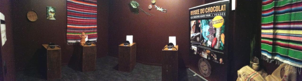 realite virtuelle unreal engine musee du chocolat roche-sur-yon installation
