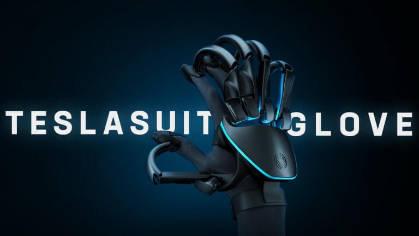 teslasuit gloves realite virtuelle vendee gants la roche sur yon