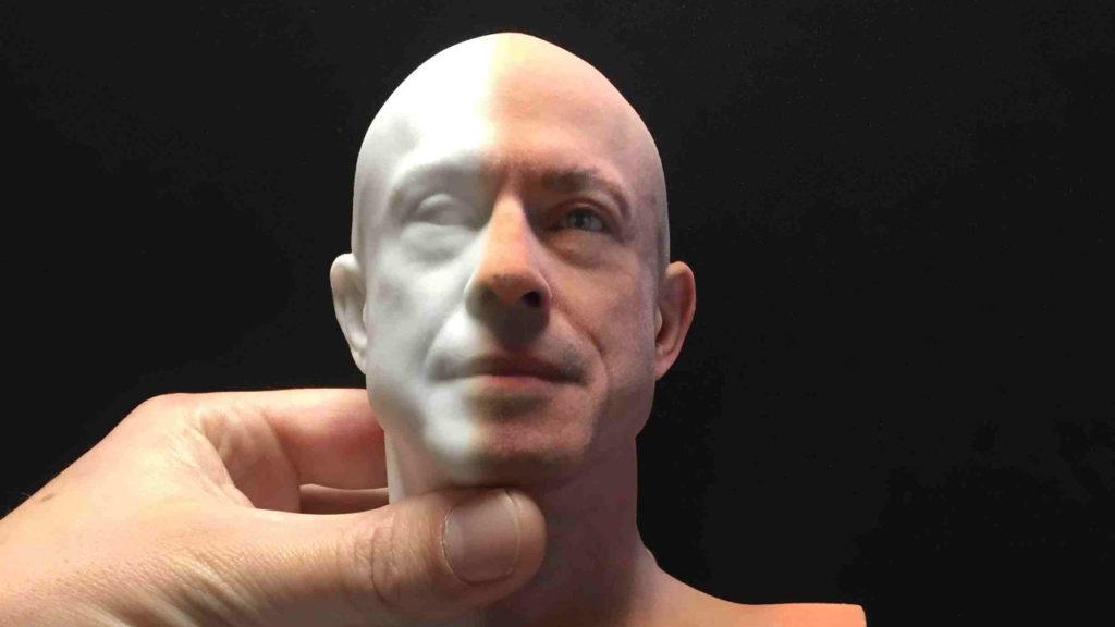 impression 3d roche sur yon imprimante 3d couleur prototypage